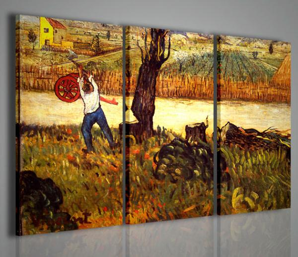 Quadri Moderni-Quadri Pittori Famosi-Vincent Van Gogh II | Stampe ...