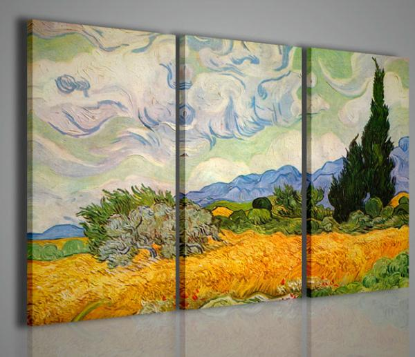 Quadri Moderni-Quadri Pittori Famosi-Vincent Van Gogh V | Stampe su ...