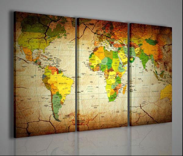 Quadri Moderni Quadri Alternativi Paper Of The World Stampe Su Tela Quadri Moderni Per Arredamento Casa Ufficio Ambienti Pubblici