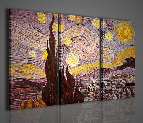 Quadri Moderni-Quadri Pittori Famosi-Vincent Van Gogh I | Stampe su ...