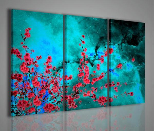 Quadri moderni quadri astratti primy stampe su tela for Pittori astratti moderni