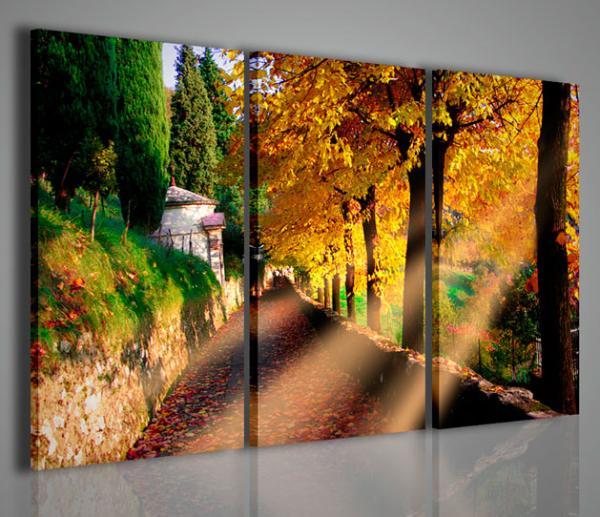 Quadri moderni quadri di natura e paesaggi parkway for Quadri d arredo moderni