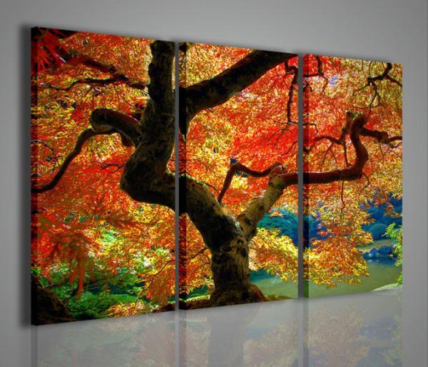 Quadri moderni quadri fiori e piante maple webbet stampe for Quadri moderni astratti per arredamento