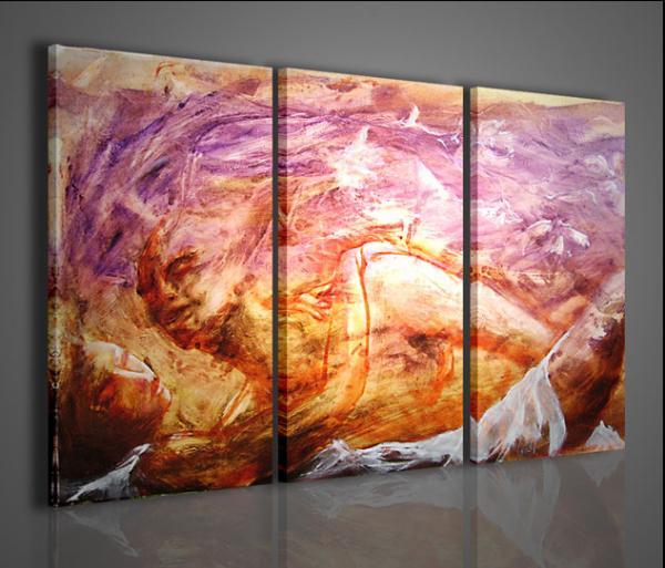 Quadri moderni quadri astratti abbraccio stampe su tela for Quadri moderni astratti per arredamento