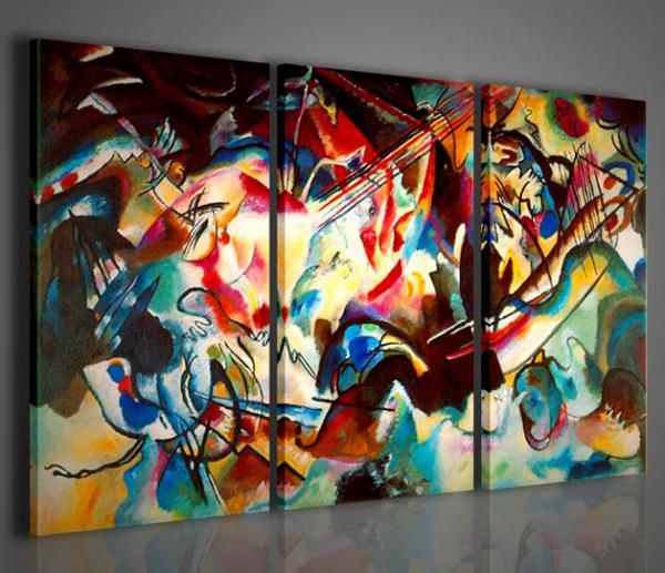 quadri moderni quadri pittori famosi vasilij kandisky v