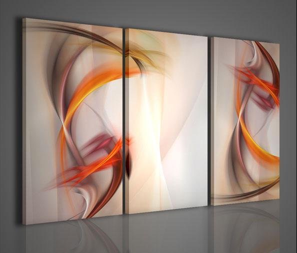 Arredo ufficio stampe su tela quadri moderni per for Stampe quadri astratti